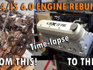 LQ4 LS Engine