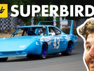 Plymouth Superbird and Dodge Daytona