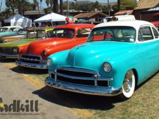 17th Annual Ventura Nationals Hot Rod, Custom Car & Motorcycle Show