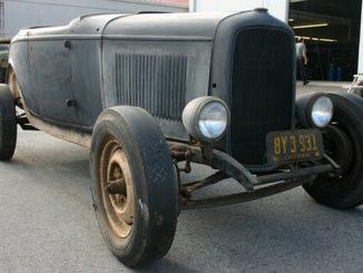 1932 Ford Dearborn Deuce Roadster