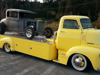 1948 Chevrolet COE Big Block Hauler Build