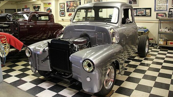 1950 Chevrolet 3100 5-Window Pickup Truck