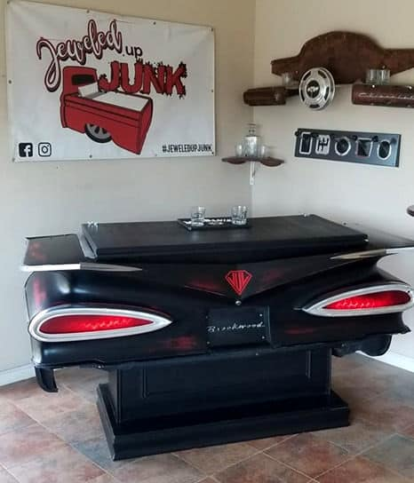 1959 Chevrolet Impala 3-in-1 Casino Table Bar