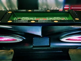 1959 Chevrolet Impala 3-in-1 Casino Table and Bar