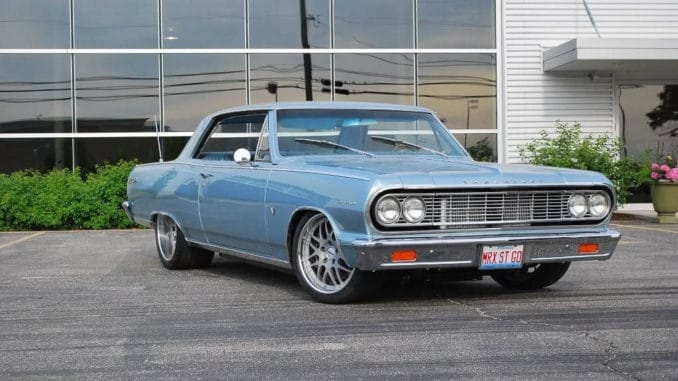 1964 Chevy Chevelle Malibu SS Twin Turbo Build