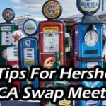 20 Tips For The AACA Hershey, PA Fall Swap Meet