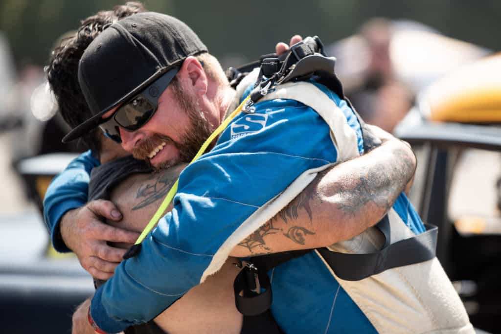 #brohugs at Hot Rod Drag Week 2019 ~ Photo by John Schultz