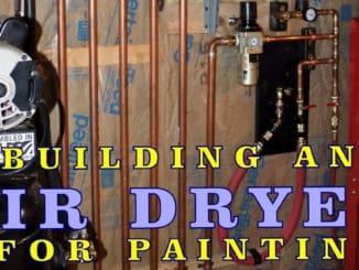 DIY Air Dryer System