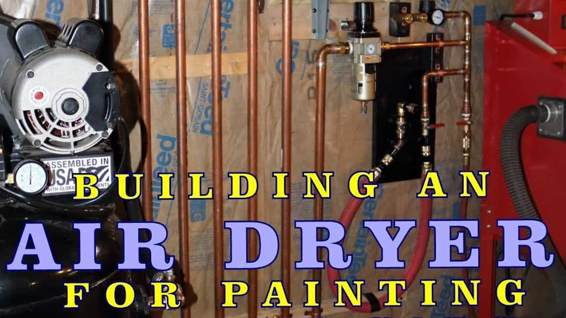 Building An Air Dryer How To Remove