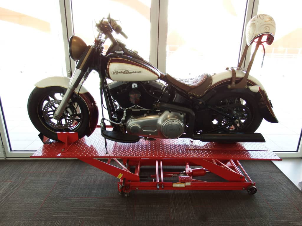 Jessi Combs Motorcycle ~ 2013 Harley-Davidson Softail Slim ~ Lily