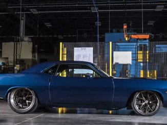 Menace ~ Kevin Hart's 1970 Plymouth 'Cuda by SpeedKore