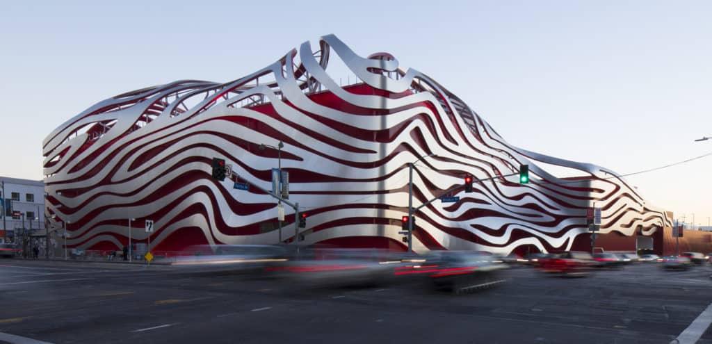 Petersen Automotive Museum, Los Angeles ~ Photo by David Zaitz