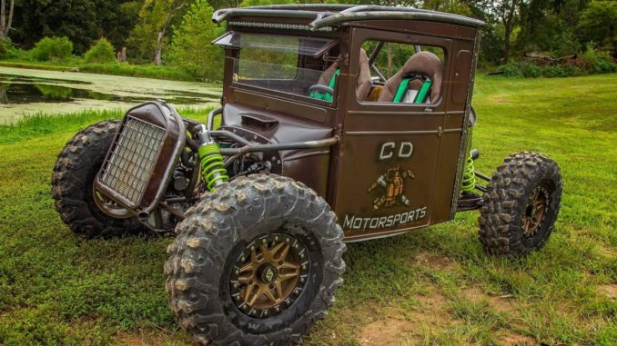 1925 Model TT Ford Truck / 2015 Polaris RZR XP 1000