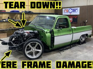 Rebuilding Gas Monkey Garage's Wrecked 1976 Chevrolet C10