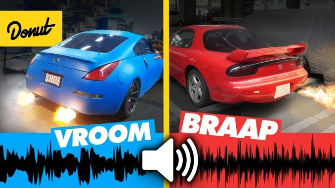 The Surprising Reason Cars Sound Different