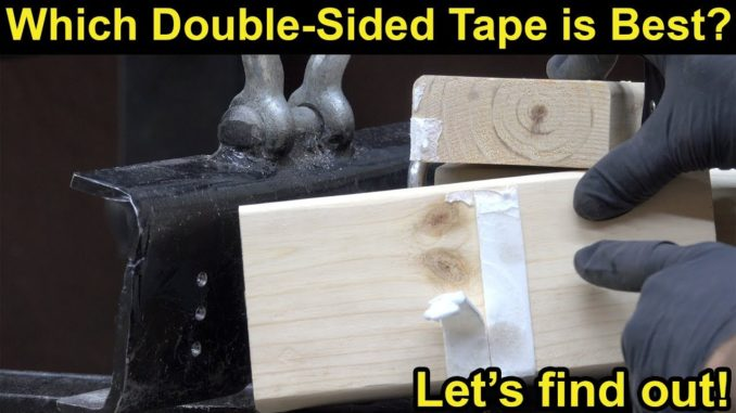 Double-Sided Mounting Tape