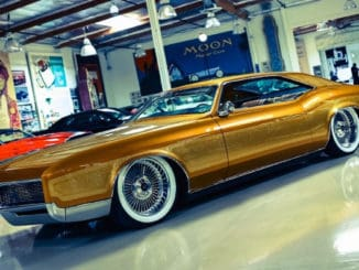 1966 Buick Riviera GS 425 Nailhead Build