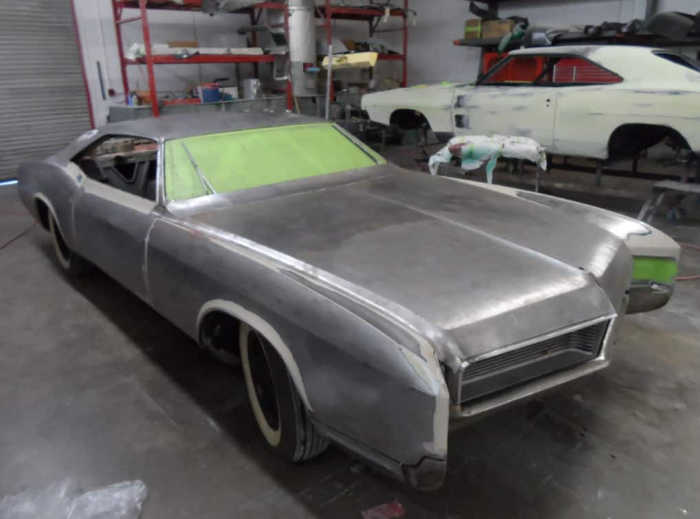 1966 Buick Riviera GS 425 Nailhead Build ~ In Progress
