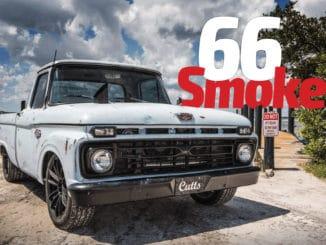 66 Smoke ~ Cummins Powered 1966 Ford F-100