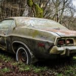 Abandoned Dodge Challenger Rescued After 35 Years