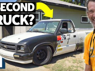 Bad Daddy Braddy's 9-Second Chevy S10