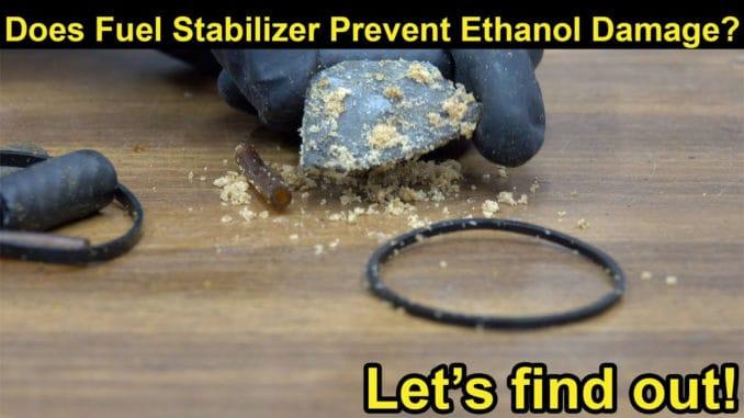 Does Fuel Stabilizer Prevent Ethanol Damage?