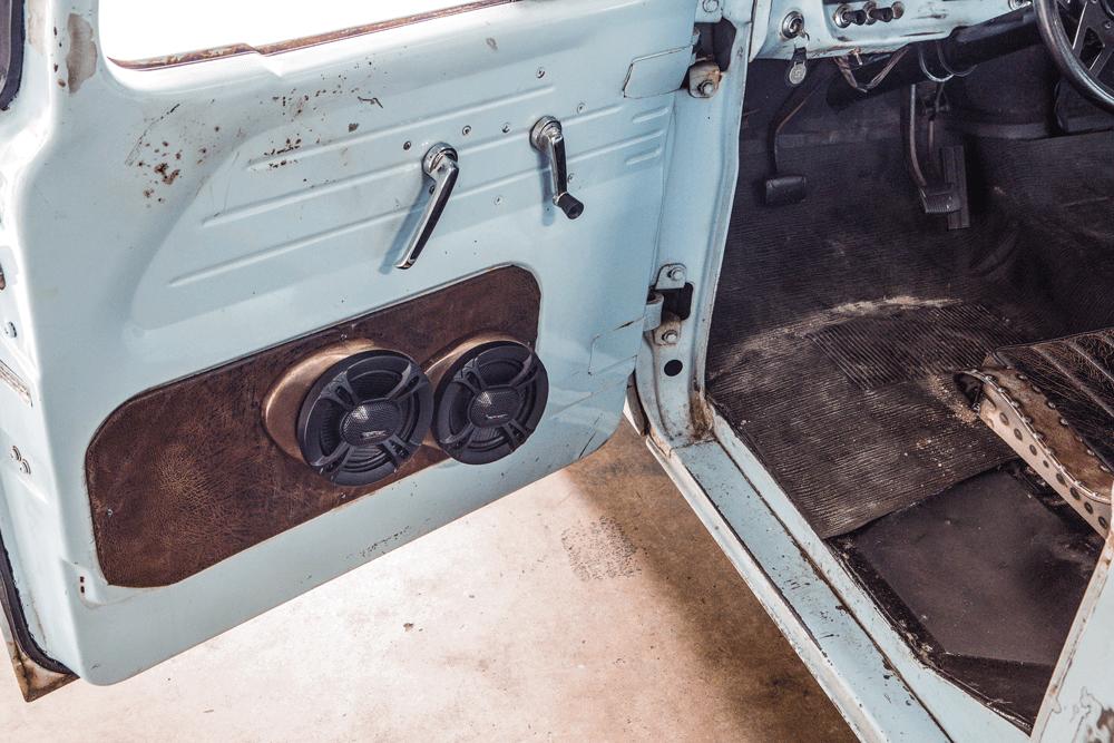 Cummins Powered 1966 F-100 ~ 66 Smoke