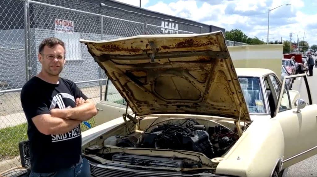 Fuel Injection Sucks Turbo Hellcat Dodge Coronet
