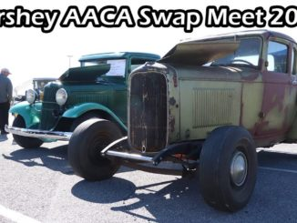 Hershey AACA Fall Swap Meet 2019