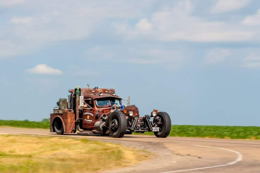 Hot Rod Lifestyle Photography by John Schultz