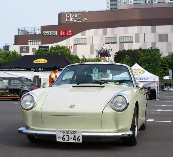 Hotaka Saito ~ 1968 Porsche - Type 3 Fastback 913
