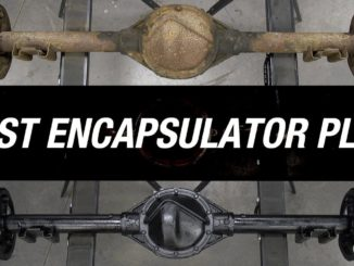 How to Apply Rust Encapsulator Plus to a Rusty Rear End