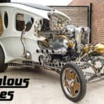 Inventor Builds Steampunk Hot Rod From Scratch
