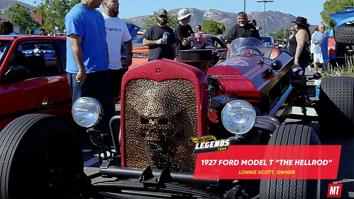 Lonnie Scotts 1927 Ford Model T ~ The HellRod