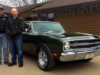 Mike's 1969 Dodge Dart GTS
