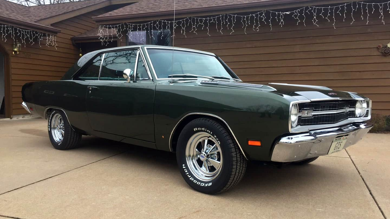 Mike's 1969 Dodge Dart GTS