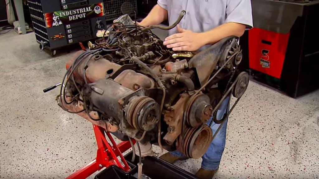 Rebuilding a 1970 Chevy Camaro L78 396