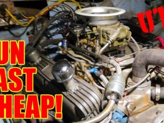 Recipe For A Hot, Low Budget 318 Mopar Engine