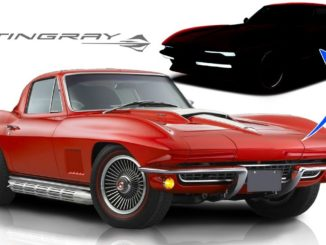 Redesigning The 1967 Corvette Stingray Into A Modern Car