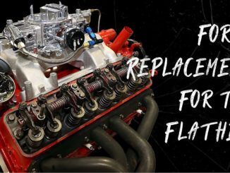 The Engine that Replaced the Flathead ~ Ford Y-Block Build
