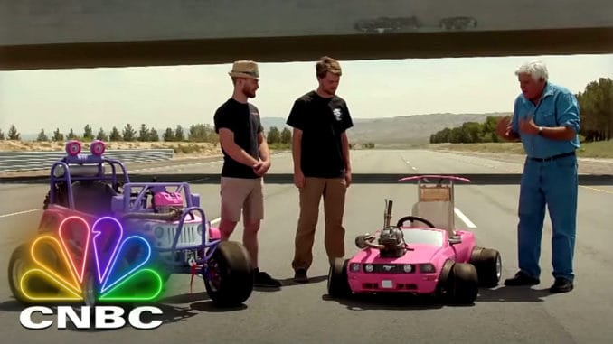 Top 5 Craziest Rides From Jay Leno's Garage Season 5