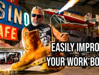 Steve Darnells Work Boot Hack
