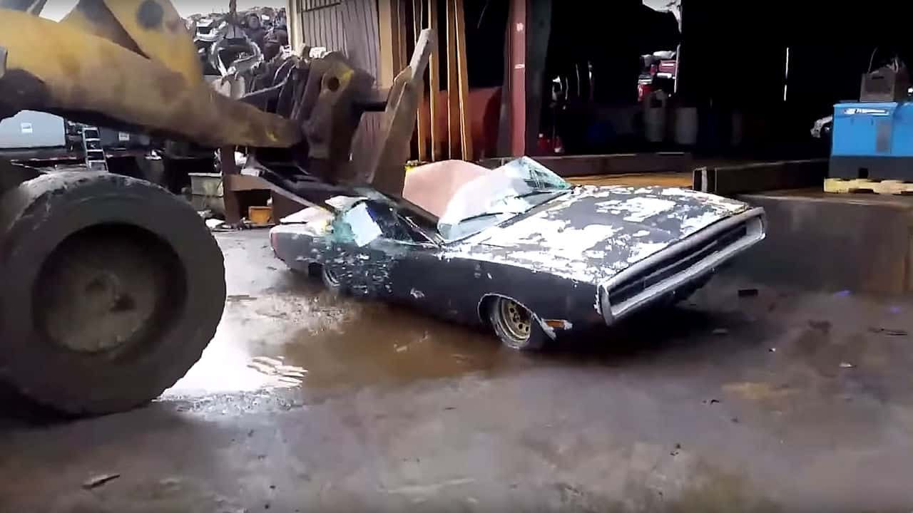Sacrilege Classic Car Low Ballers Make Seller Crush 70 Dodge Charger