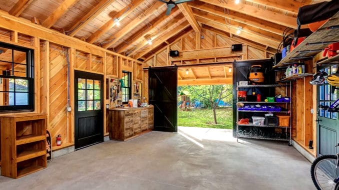 38+ Garage Design and Storage Ideas