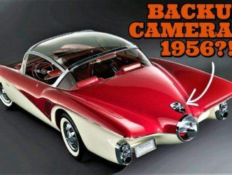 1956 Buick Centurion