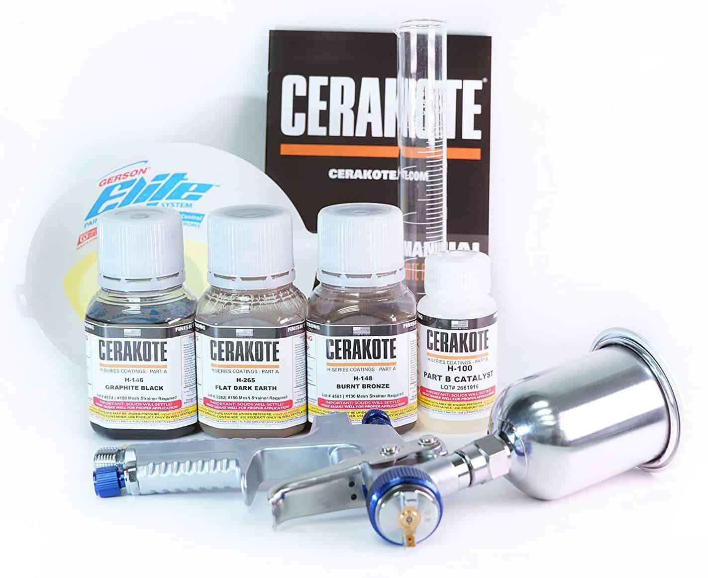 Cerakote Ceramic Coating Starter Kit