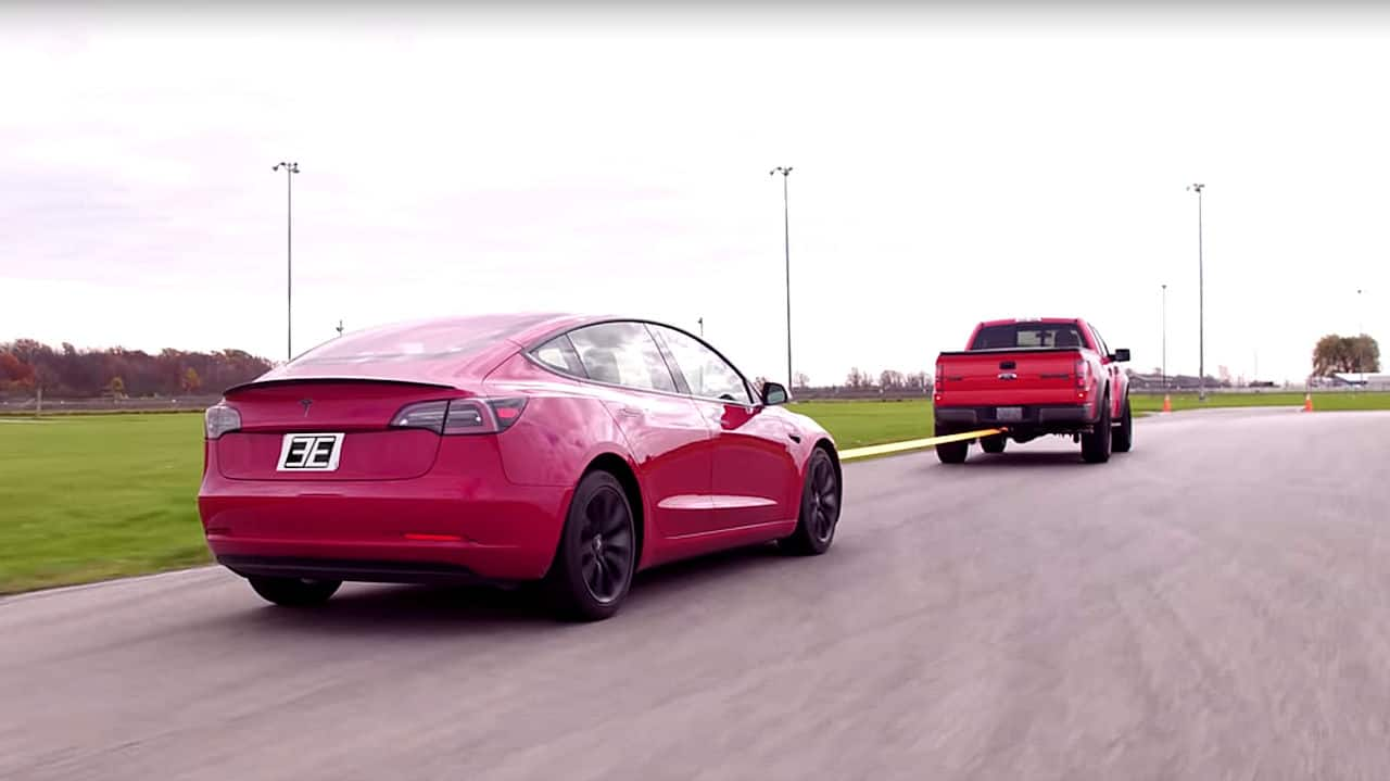 Can You Charge A Tesla By Towing It?