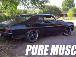 Checking Out The LA Classic Car Scene