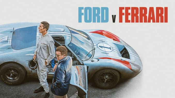 Ford V Ferrari Trailer And Clips In Theaters November 15