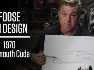 Foose on Design ~ Tweaking the 1970 Plymouth Cuda